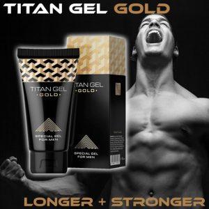 Manfaat dan khasiat Titan Gel Gold