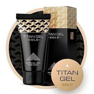 Khasiat Titan Gel Gold — gambaran umum produk