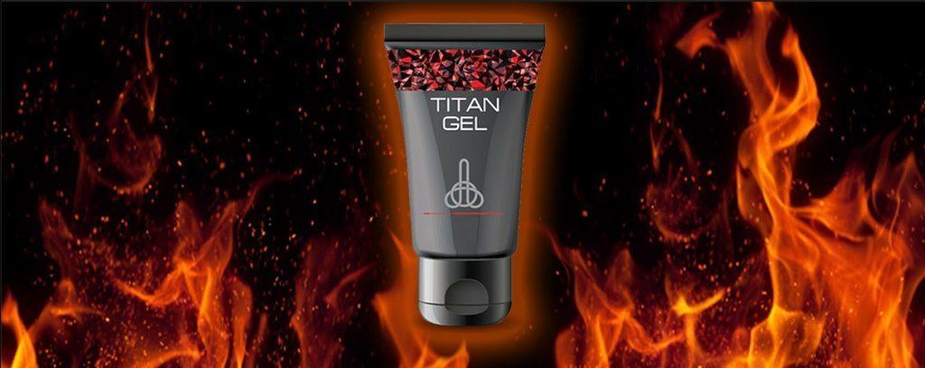 Titan Gel — seluruh kebenaran tentang gel ini