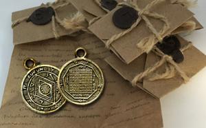 Cara Kerja Money Amulet — Berkat Amulet, kamu bisa mendapatkan pekerjaan yang bagus, promosi, kontrak baru