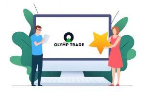 Cara Bermain Olymp Trade — pertama, Anda perlu mendaftar