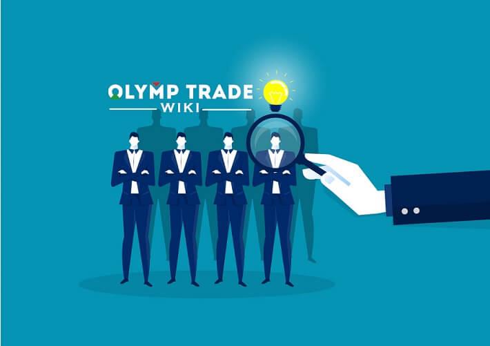 Tips Olymp Trade — Dalam opsi biner, kami memiliki dua opsi