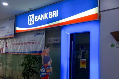 Cara deposit Binomo dengan Internet Banking BRI — Anda akan diarahkan ke halaman BRI Internet Banking